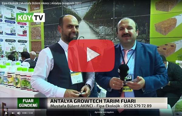 Fipa EKOLOJİK - Mustafa Akıncı